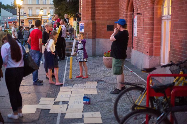 W sobotę chętni mogli zwiedzić ratuszowe korytarze. Organizatorzy przygotowali moc atrakcji.