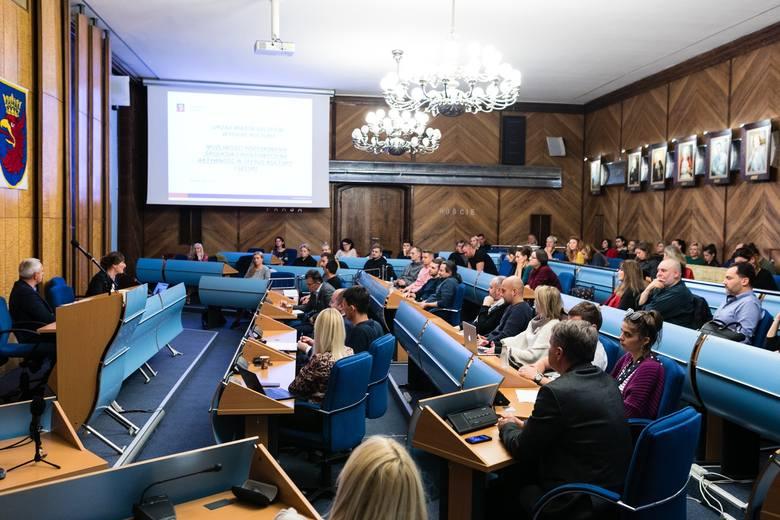 Szczecin: Za mało pieniędzy na kulturę w budżecie miasta