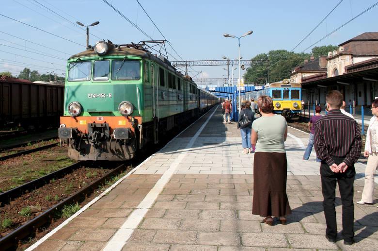 12 lipca 2007 roku Orient Express zatrzymał się w Nowym Sączu [ZDJĘCIA]
