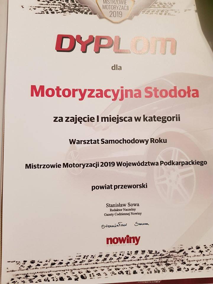 Motoryzacyjna Stodoła - Kamil Aleksander