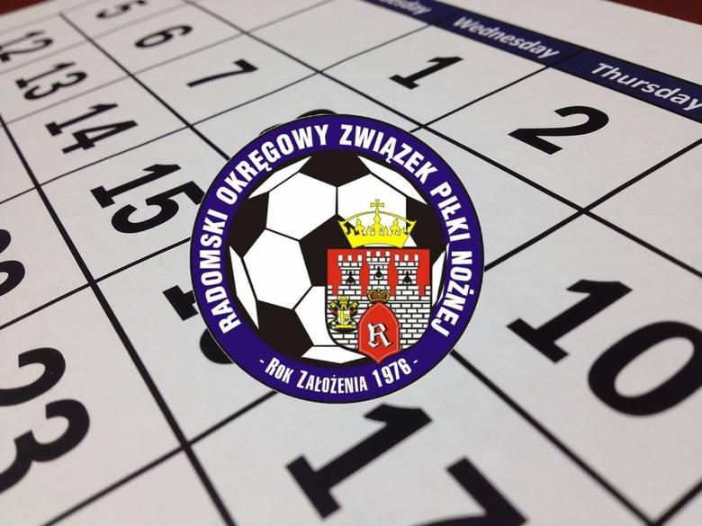 Terminarze klasy okręgowej, klasy A i klasy B. W sumie zagra w nowym sezonie 2020/2021 w tych trzech ligach w regionie radomskim 70 drużyn