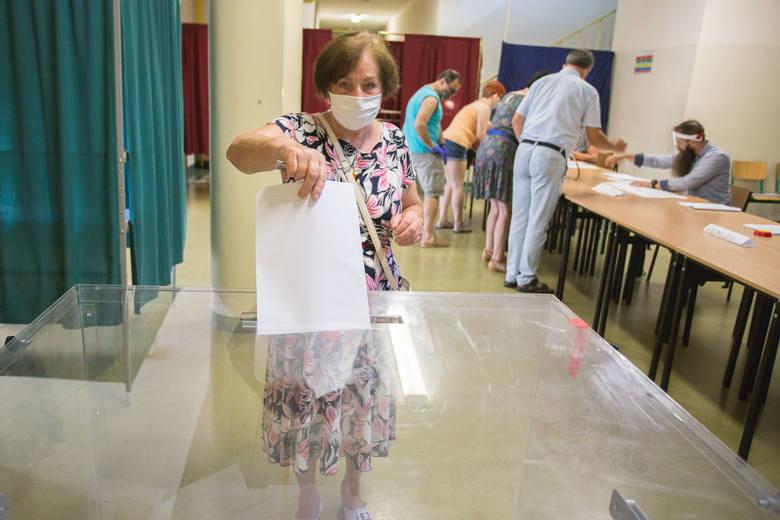 Wybory prezydenckie 2020 w Słupsku