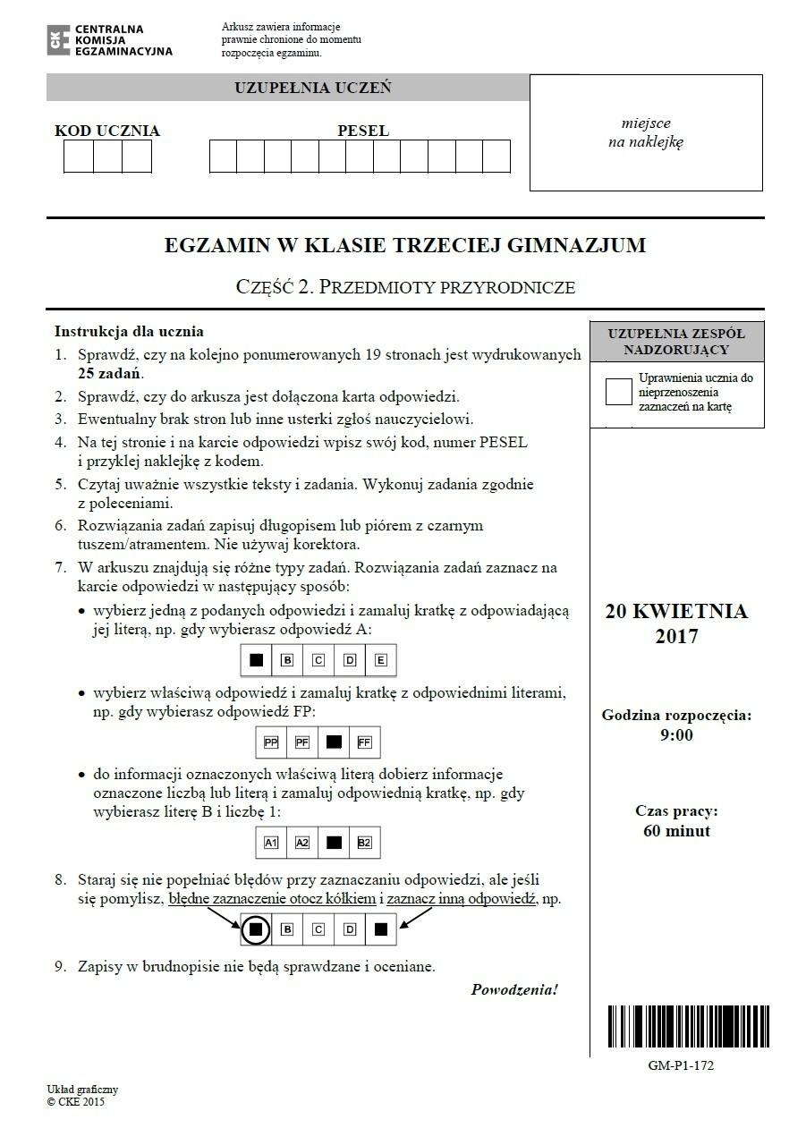 pewniak gimnazjalny geografia pdf chomikuj