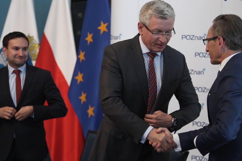 Tomasz Lewandowski nowym zastępcą prezydenta Poznania