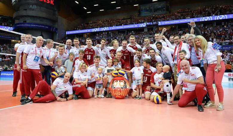 Kadra siatkarzy po zwycięstwach nad Tunezją, Francją i Słowenią awansowała na igrzyska olimpijskie w Tokio. Trener Vital Heynen od dawna powtarza, że