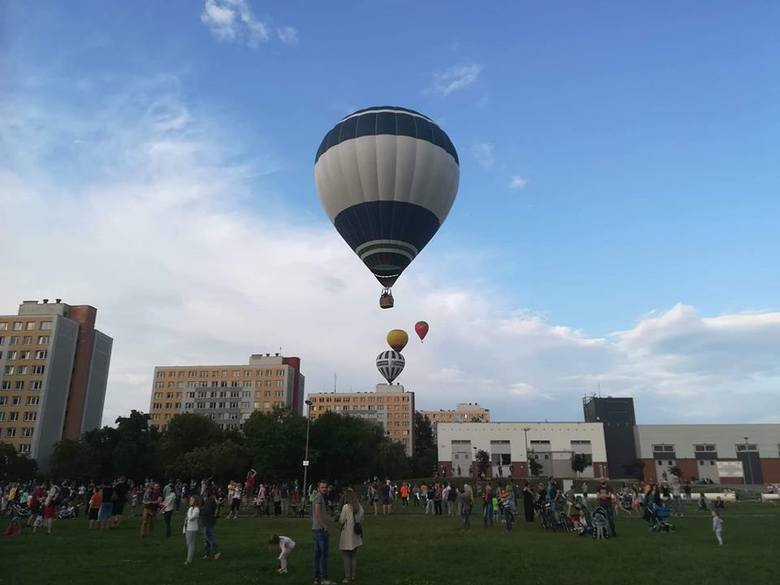 W ten weekend trwa Fiesta Balonowa w Białymstoku. Impreza potrwa aż trzy dni. W ten sposób członkowie Stowarzyszenia Białostocki Klub Balonowy chcą pokazać