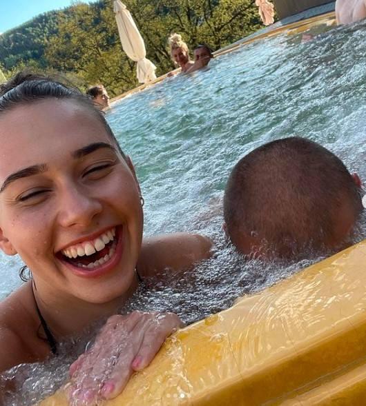 ŻYŁA i ZIĘTEK razem na wakacjach. Pierwsze wspólne zdjęcia Piotra i Marceliny! [GALERIA 9.06]