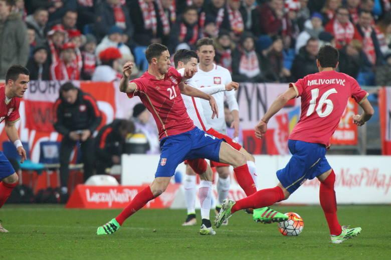 W ostatnich 17 latach piłkarska reprezentacja występowała na stadionie przy Bułgarskiej w Poznaniu siedem razy i tylko raz przegrała. Dwa mecze zakończyły