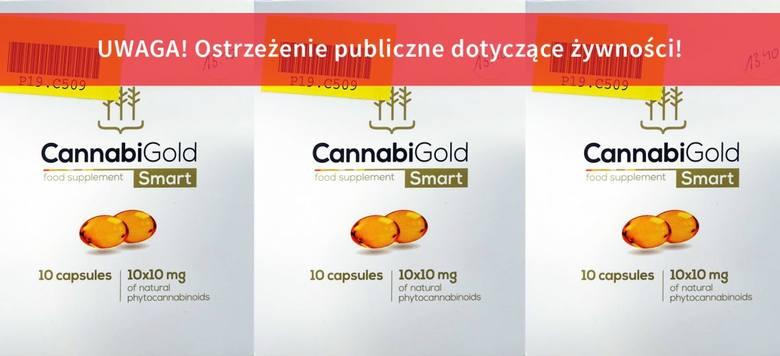 Medyczna marihuana. Sanepid ostrzega: te tabletki zawierają związek odurzający
