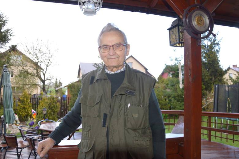 Antoni Bury, 95-letni leśnik spod Otmuchowa. Świadek naszej historii