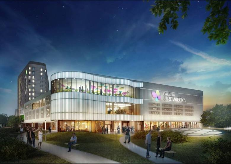 Galeria Jurowiecka znajduje się w centrum Białegostoku. Na 3 kondygnacjach znajduje się niemal 100 sklepów, market spożywczy, kino, klub fitness i restauracje