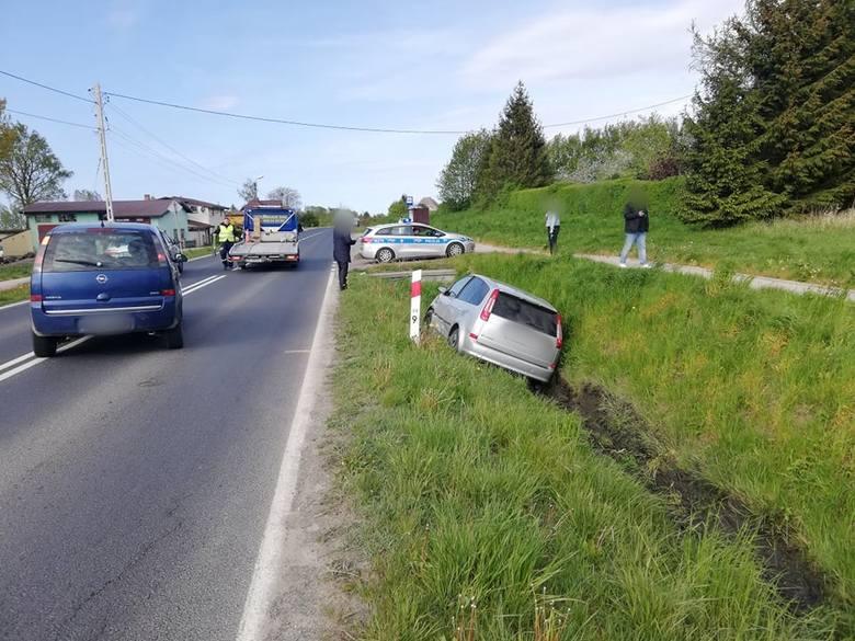 W środę późnym popołudniem, na drodze krajowej nr 11, doszlo do kolizji. Zderzyły się ford z oplem, na szczeście nikt nie ucierpiał. Sprawcą był kierowca