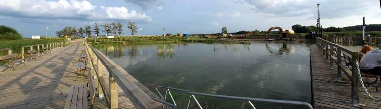 Plan miasta jest taki, by za rok w tym miejscu powstała prowizoryczna marina. Kolejne lata oznaczają jej rozbudowę i zagospodarowanie. Czas rozliczenia