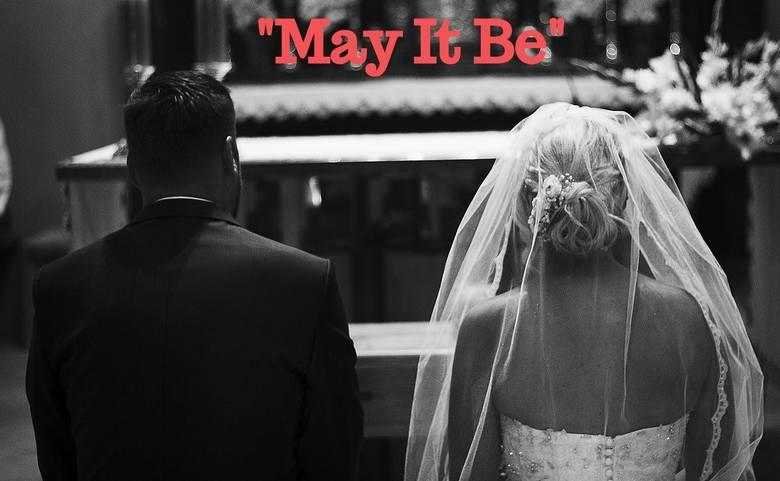 """Piękna piosenka, którą śpiewa Enya - """"May It Be"""" również może spotkać się z odmową ze strony duchownego. Sprawy nie ułatwia fakt, że"""