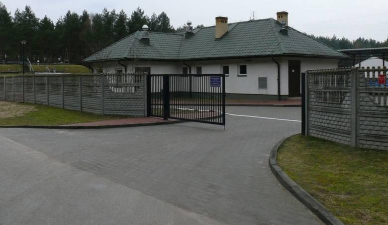 Oczyszczalnia ścieków w Sobkowie