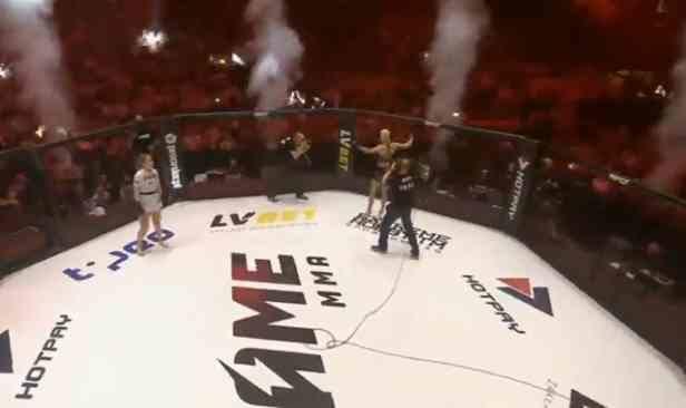 Linkiewicz vs Sexmasterka Lil Masti. Kto wygrał? Cała walka na Fame MMA 4 [Youtube, Twitter] 23.06.2019