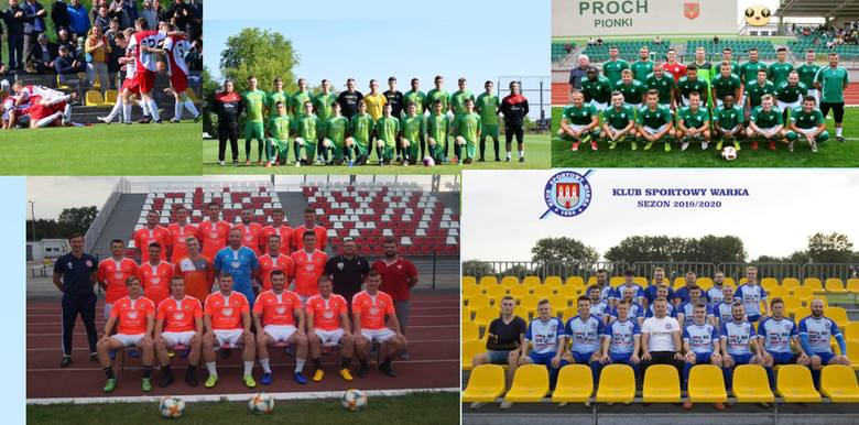Pięć naszych drużyn zaczyna sezon!