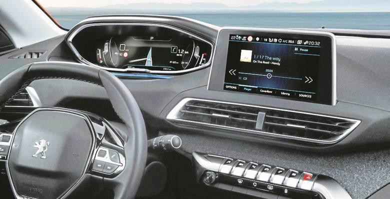 Nowy 3008 jest już autem z charakterem SUV-a
