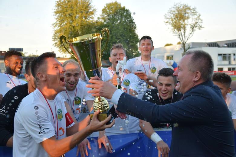 Zielonogórzanie zgarnęli puchar i to oni będą reprezentowali województwo lubuskie na szczeblu centralnym.
