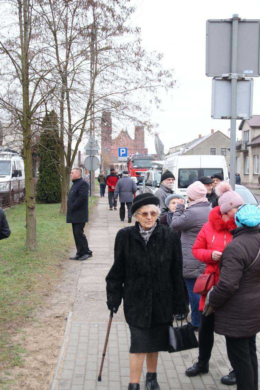 Prezydent RP z wizytą w Lututowie. Lututów odzyskał prawa miejskie [ZDJĘCIA, WIDEO]