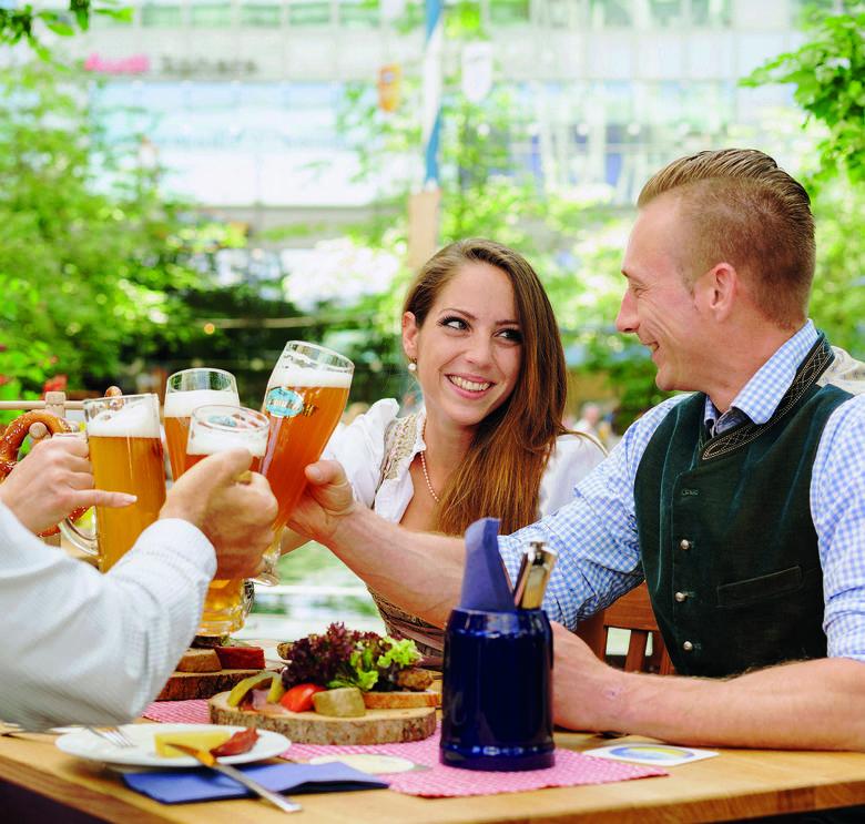Lataj z Łodzi do Monachium i daj się urzec wyjątkowemu portowi lotniczemu w stolicy Bawarii