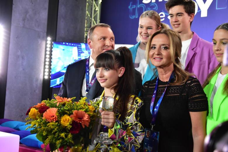 Viki Gabor po zwycięstwie na Eurowizji Junior 2019: Nie mogę w to uwierzyć. Będę płakać całą noc ze szczęścia
