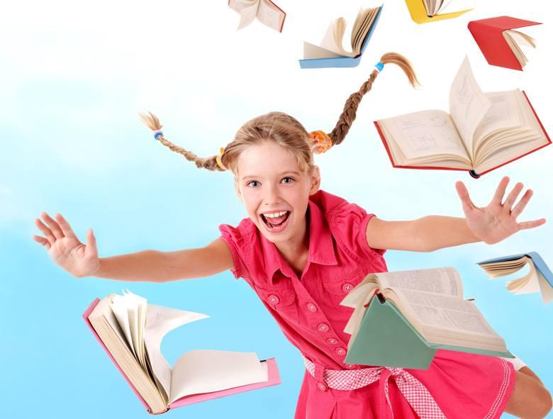czytanie, dziecko, książki, lektury