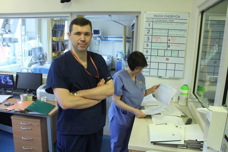 Dr Igor Mokryk w Doniecku operował serca malutkich dzieci. Dziś pracuje w Centrum Chorób Serca w Zabrzu, pod kierunkiem profesora Mariana Zembali.