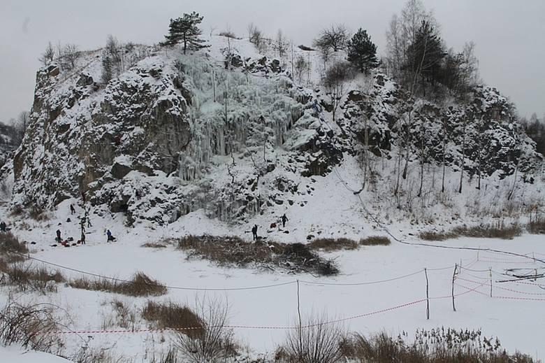 Lodospad na Kadzielni 2