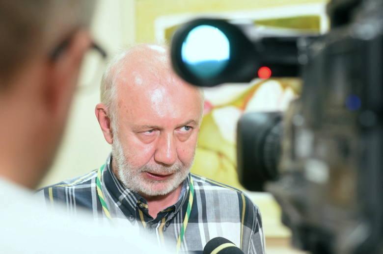Konferencja w zielonogórskiej lecznicy w sprawie ogniska bakterii. Dyrektor ds. lecznictwa - Antoni Ciach - wyjaśnia wszystkie wątpliwości.