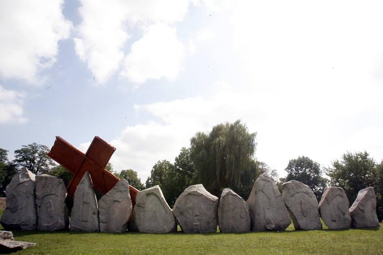 Pomnik Zbrodni Lubińskiej