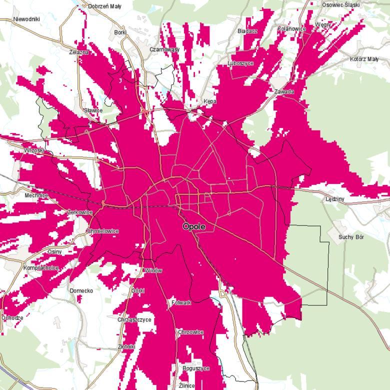 5G w Opolu i na Opolszczyźnie. Miasta i zasięg w T-Mobile, Orange, Play i Plusie. Gdzie jest 5G w Polsce?