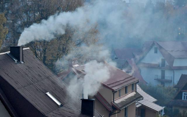 Uwaga na smog w powiatach pszczyńskim i bielskim