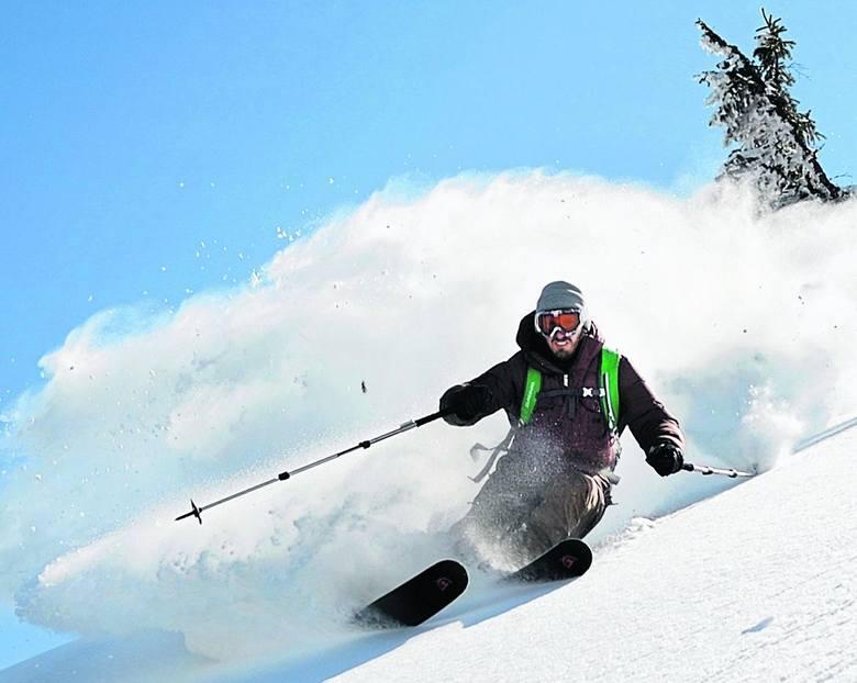 Szymon Girtler: Każdy z  modeli nart jest dopasowany do potrzeb, umiejętności i preferencji właściciela