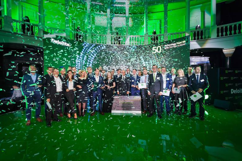 Podsumowanie tegorocznego rankingu Deloitte Technology Fast 50.