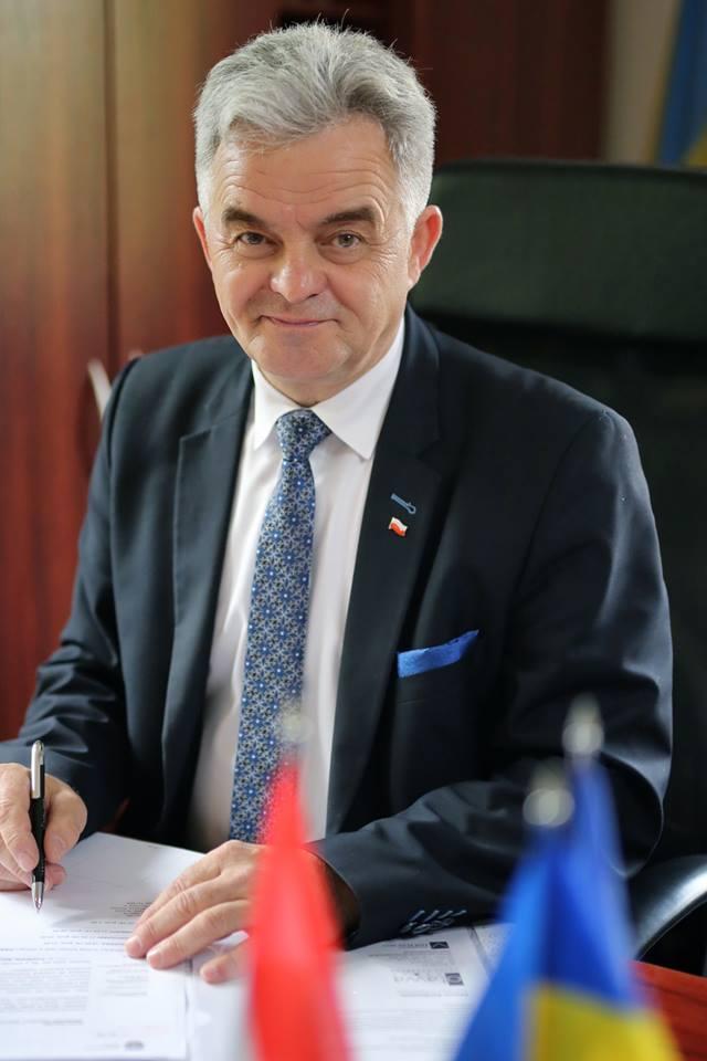 Ryszard Spyra burmistrzem Poręby