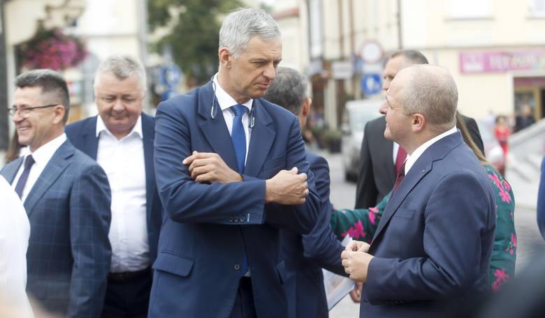 Koalicja Obywatelska przedstawiła w Rzeszowie podkarpackich kandydatów do wyborów parlamentarnych 2019.