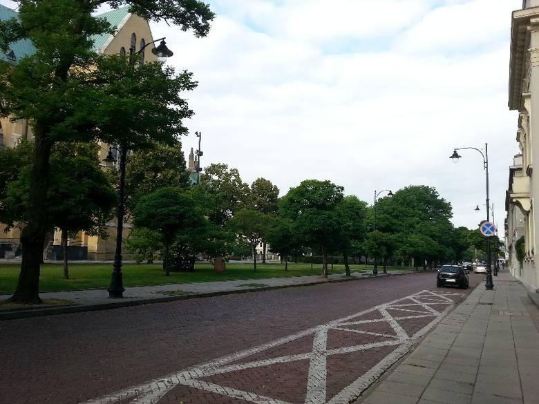 Pogoda w Łodzi: Bardziej pochmurnie niż słonecznie. Parasol lepiej mieć