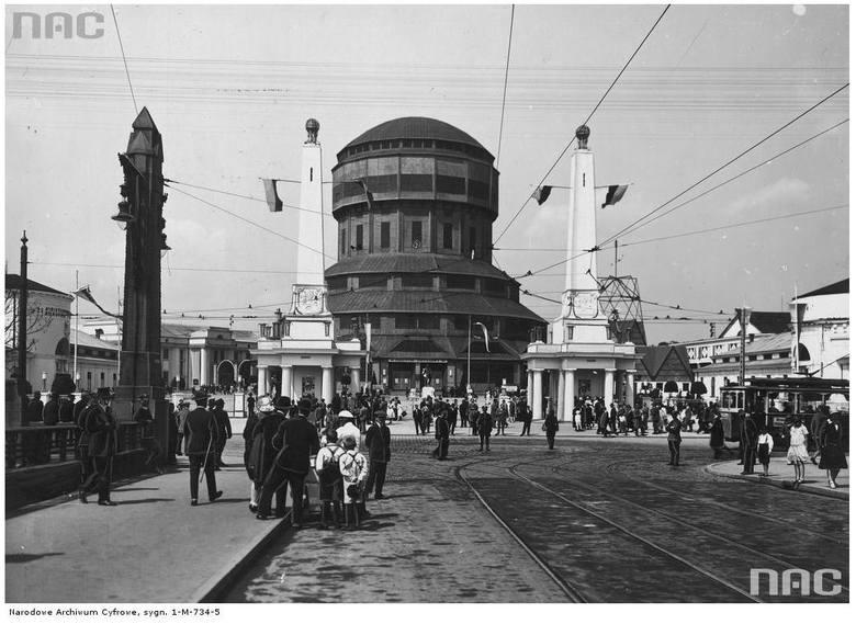 Międzynarodowe Targi Poznańskie - 1930 rok