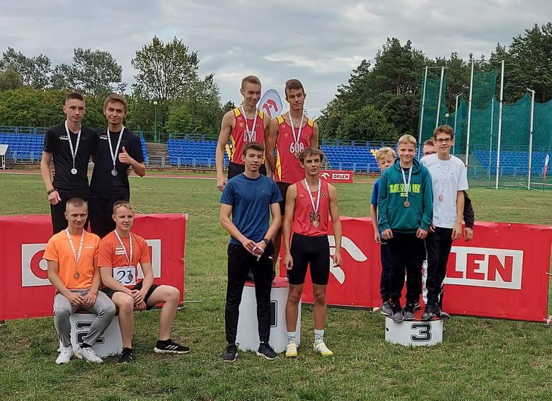 Medale Żaczka Połaniec na mistrzostwach w Kielcach. Julia Szydłowska wśród gwiazd