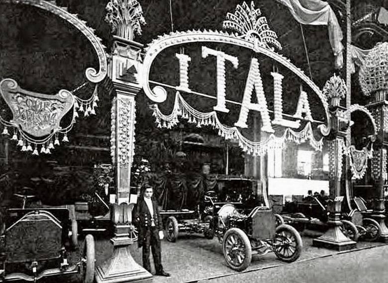 Targi samochodowe w Paryżu