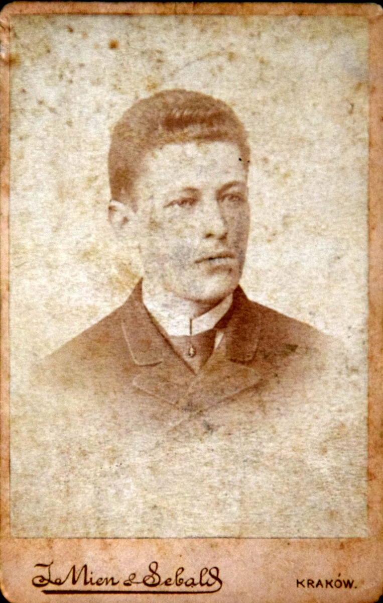 Jedna z fotografii podarowanych Łopacińskim.