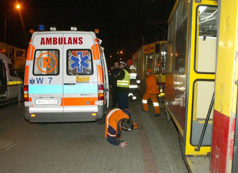 Pod koniec grudnia ratownik łódzkiego pogotowia został uderzony w tył głowy przez kolegę mężczyzny do którego było wezwanie. Napastnik był pijany. Na