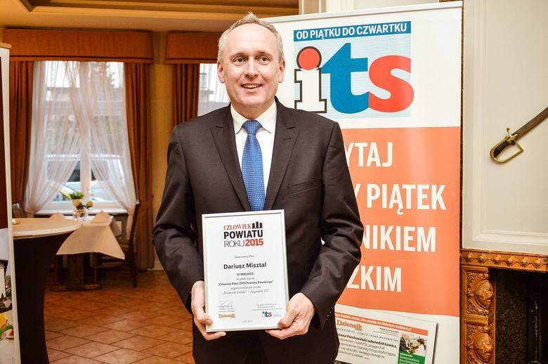 Gala plebiscytu Człowiek Roku 2015 [ZDJĘCIA]