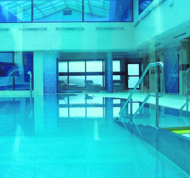 Tak wygląda nowy basen w Spodku
