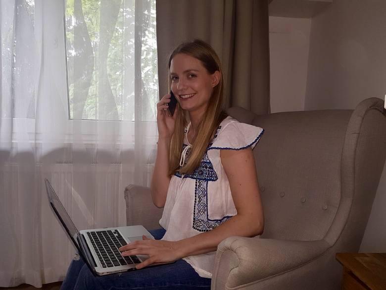 Katarzyna Szeszuła, Specjalistka ds. rekrutacji