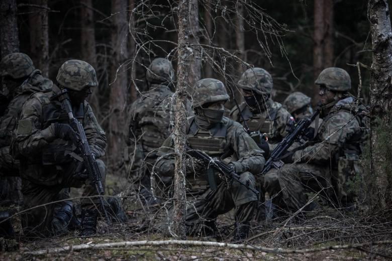 Blisko tysiąc lubelskich terytorialsów na szkoleniach. Intensywny weekend dla żołnierzy WOT