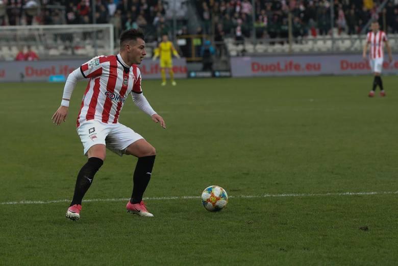 Najlepszy piłkarz - Airam CabreraNie tylko dlatego, że zdobył najwięcej bramek dla krakowian (14). Przyszedł do Cracovii w końcówce okienka transferowego