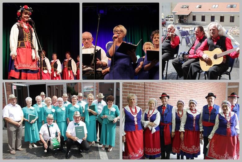 """Ponad trzysta osób wystąpiło na scenie """"Browaru B."""". W sumie 22 zespoły wzięło udział w czwartej edycji Włocławskiego Festiwalu Sztuki Wokalnej Seniorów."""