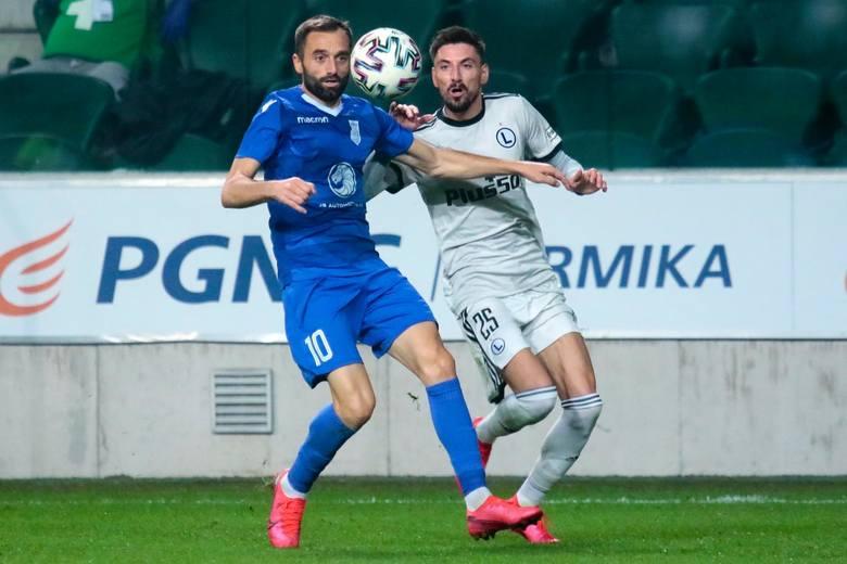 W czwartek Legia Warszawa awansowała do IV rundy eliminacji Ligi Europy po zwycięstwie 2:0 nad Dritą Gnjilane. Debiut Czesława Michniewicza w roli trenera